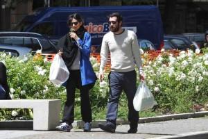 Giulia Bevilacqua ritrova l'amore: spese a Roma col nuovo fidanzato