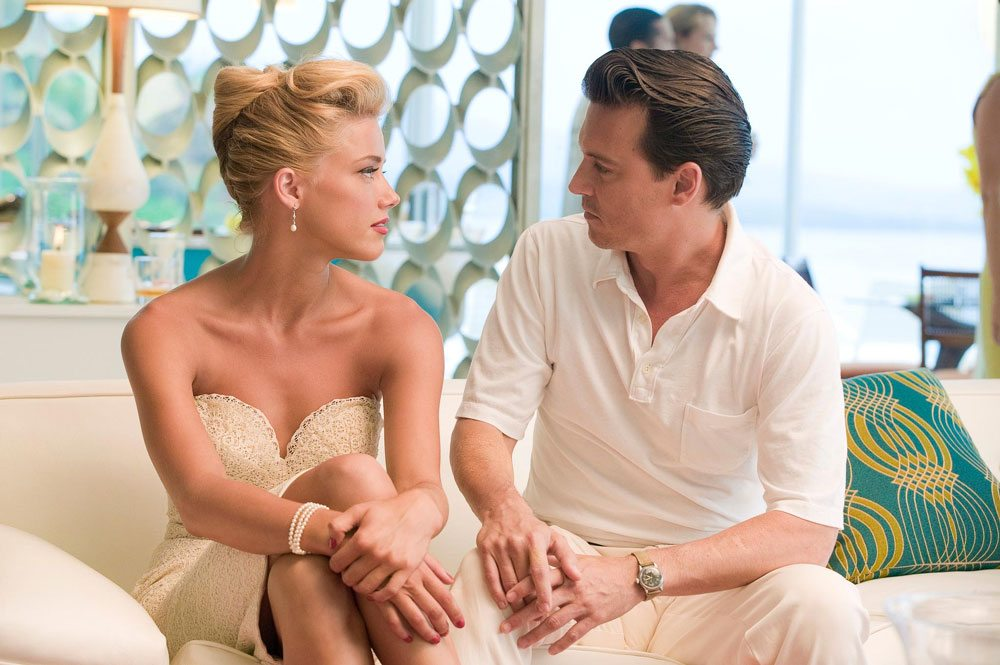 Amber Heard, i 7 milioni dell'ex Johnny Depp andranno in beneficenza