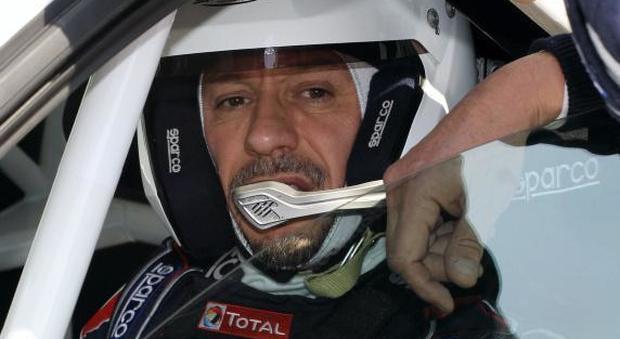 Un sogno che si avvera come il primo film Stefano Accorsi pilota sul circuito di Adria_06162951